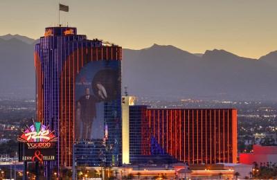 Le Rio Hotel & Casino - Tyrolienne Las Vegas