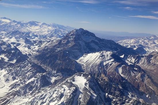 Les Andes centrales