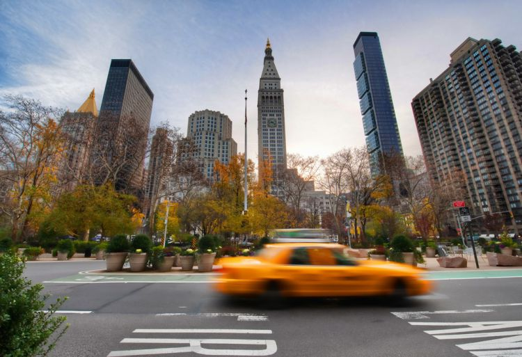 Louer une voiture à New York