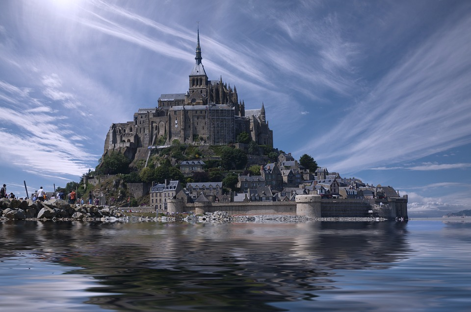 Mont Saint-Michel à Saint Malo