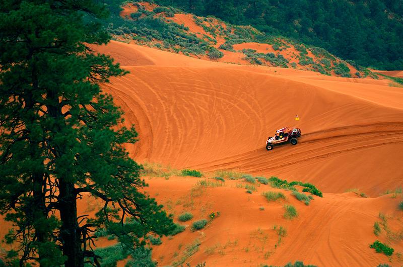 Parc d'État de Coral Pink Sand Dunes