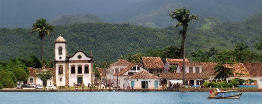 Ville de Paraty