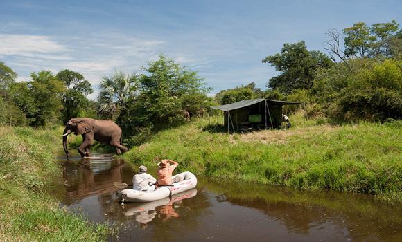 Zimbabwe, en Afrique Australe