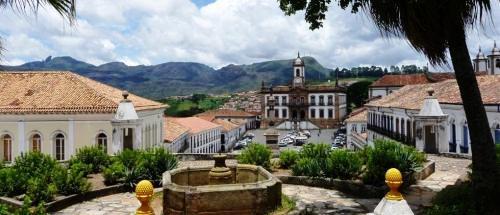 cité coloniale de Tiradentes