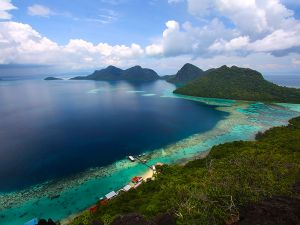 plongée sous marine en Malaisie