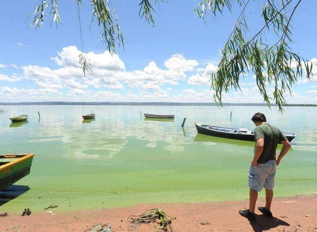 Le Lago Ypacarai