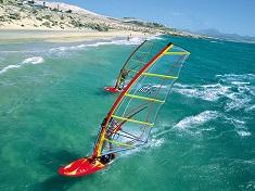 voile ou du kayak