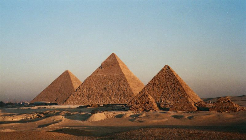 les-pyramides