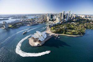 Que Sydney est belle