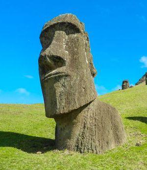 Statu moai