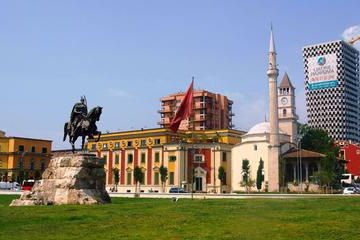 tirana-albanie