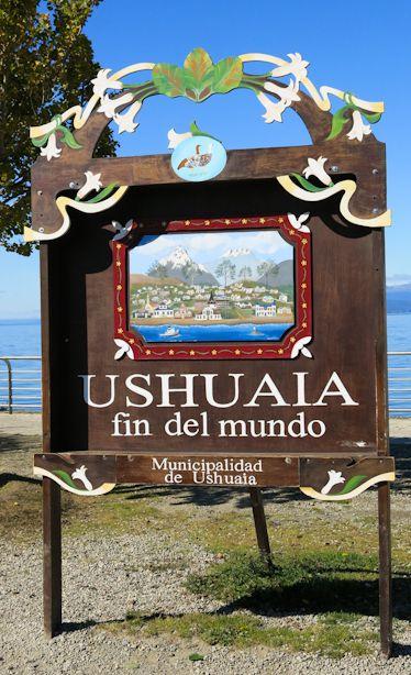 Ushuaia - Bout du monde