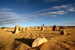 australie paysage côte Ouest