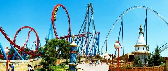 meilleur parc attraction europe