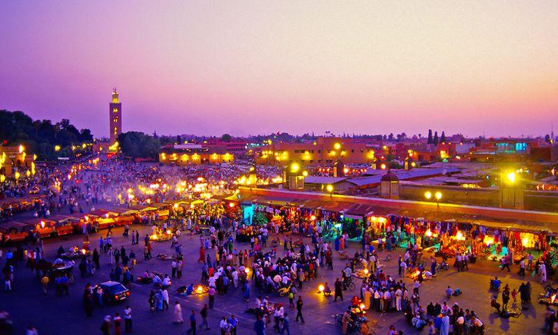 5 choses insolites à faire ou à voir à Marrakech