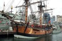 navire-capitaine-cook-sydney
