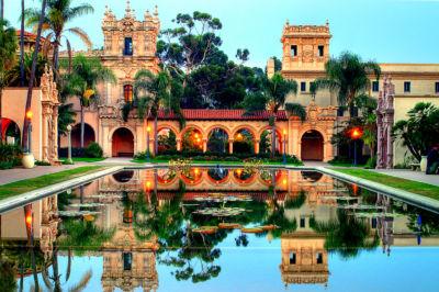 Balboa Park Californie