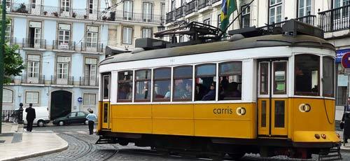 lisbonne-tramway