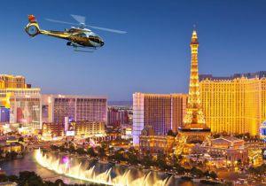 Survolez Las Vegas en Helicoptère
