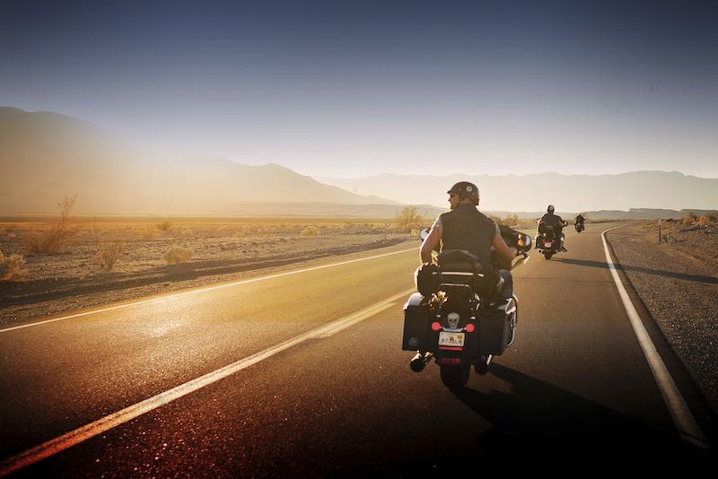 voyage moto usa