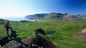 islande randonnées