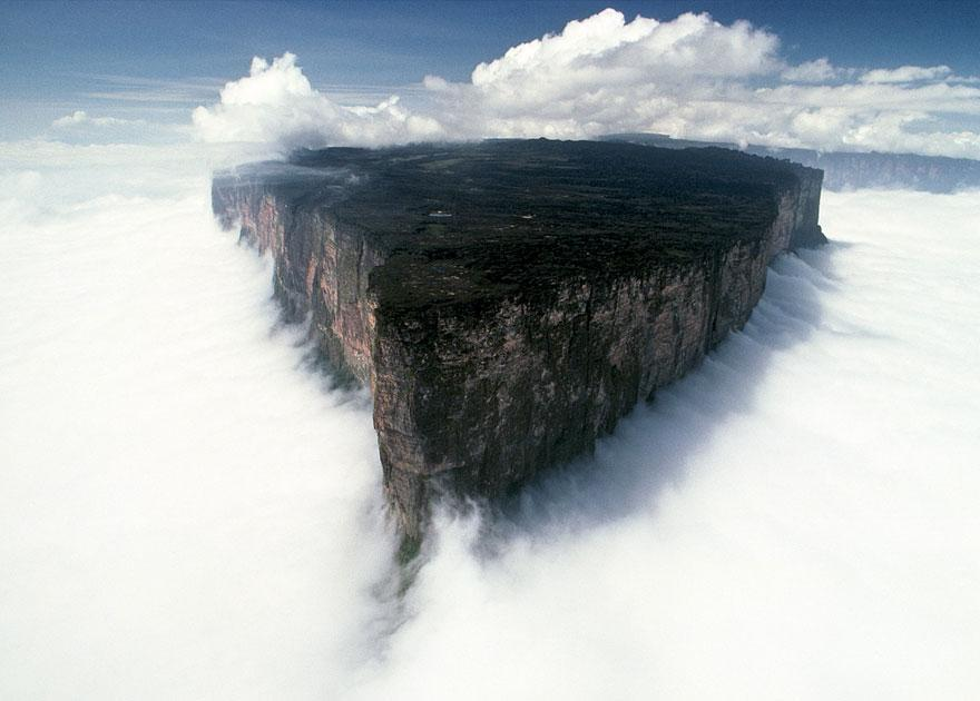 19. Mount Roraima - South America