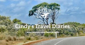 Cindys travel diaries