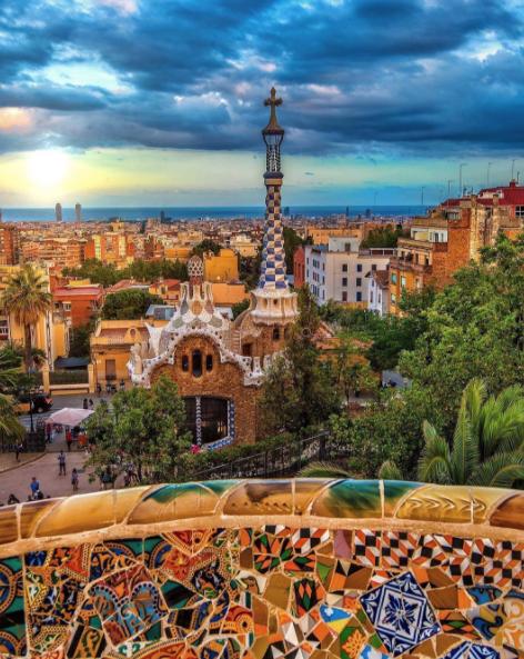 Damn, Gaudí.