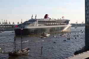 La compagnie Cunard