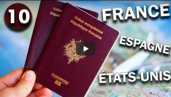 10 passeports meilleurs au monde