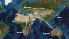 destinations tour du monde
