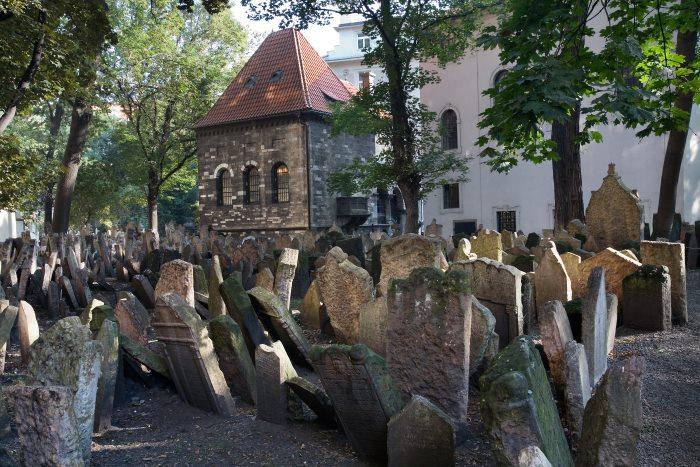 Vieux Cimetière Juif - Prague