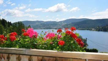 meilleur hotel au lac de Gérardmer