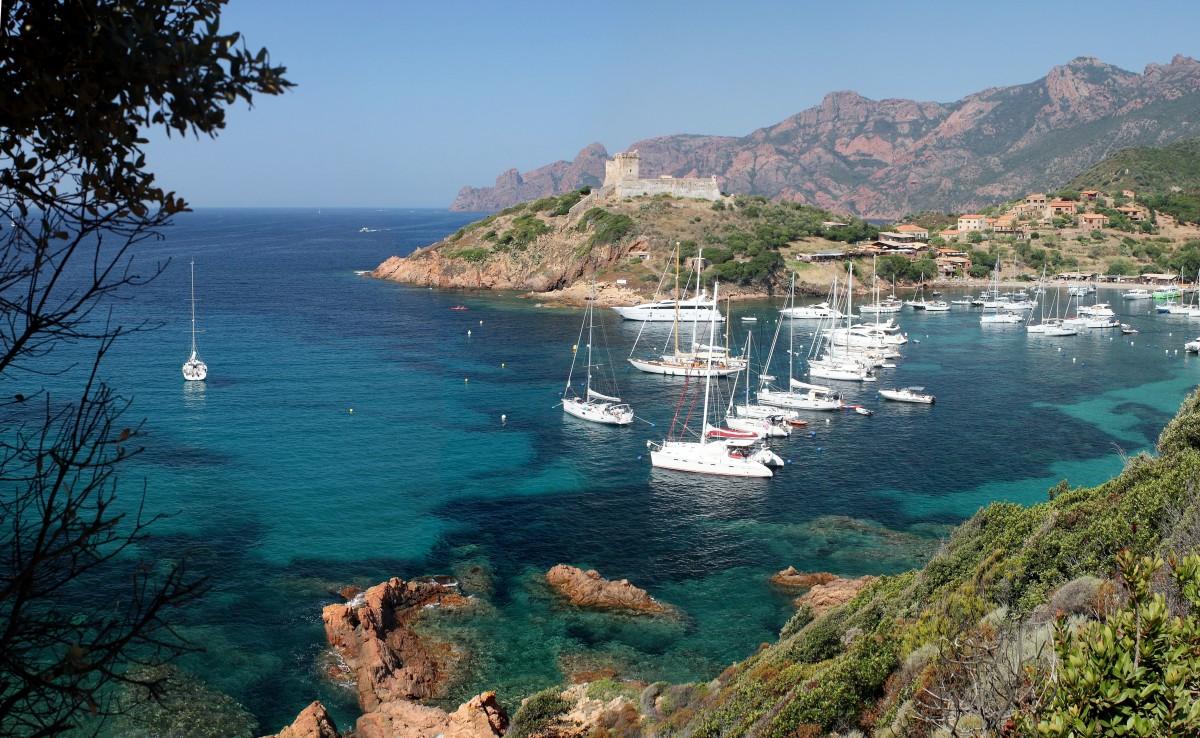 4 raisons pour partir en vacances en Corse