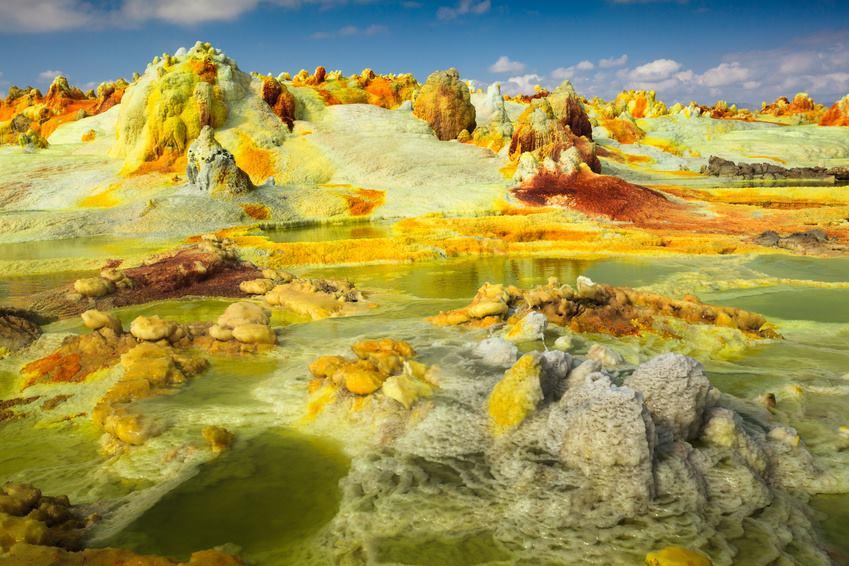 Ethiopie : Les plus beaux volcans où randonner absolument