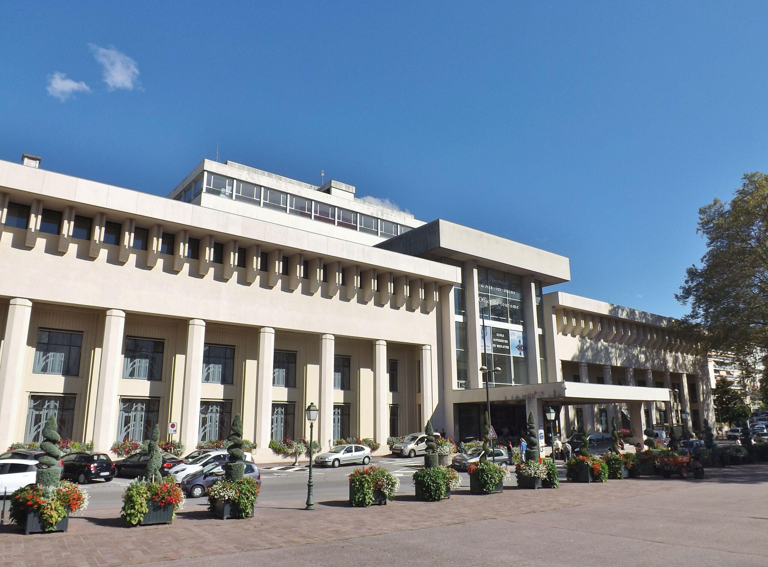 Pourquoi visiter l'Aix-Les-Bains
