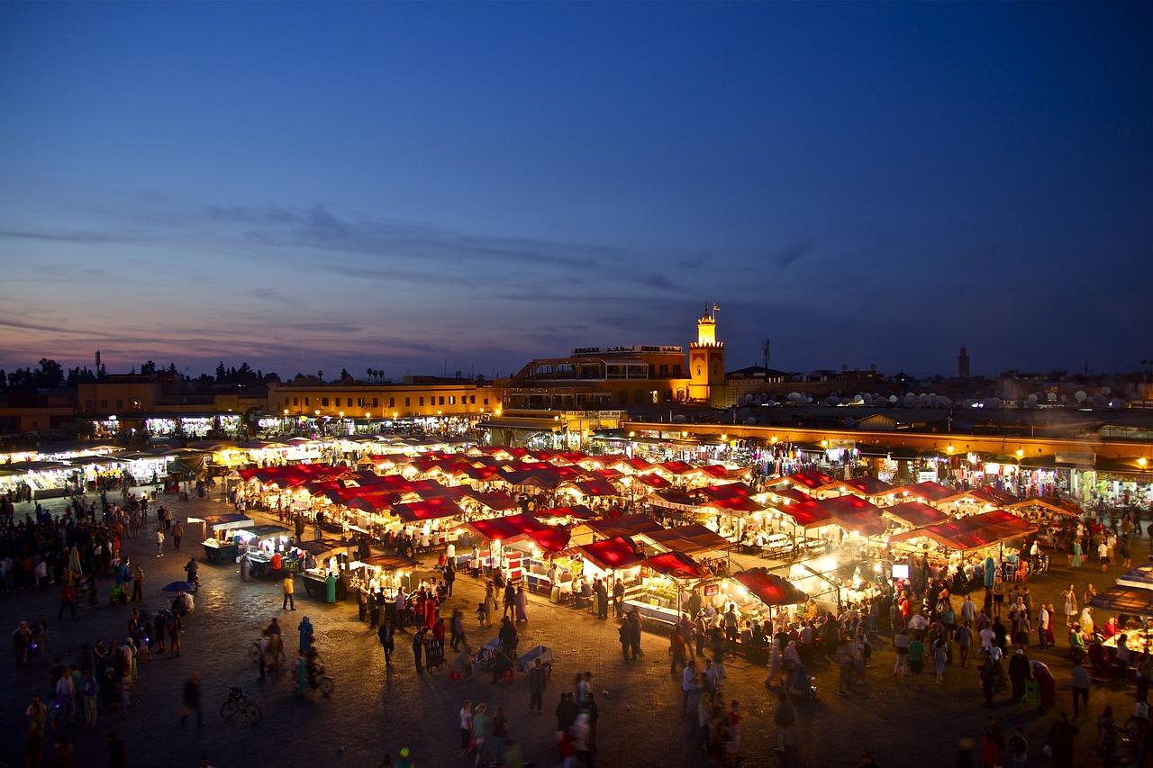 Où séjourner lors d'un voyage à Marrakech