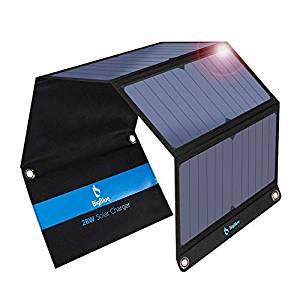 Quel est le meilleur panneau solaire portable en 2021