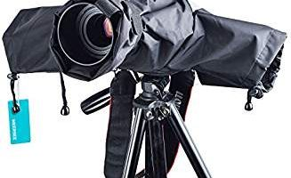 couverture anti-pluie appareil photo