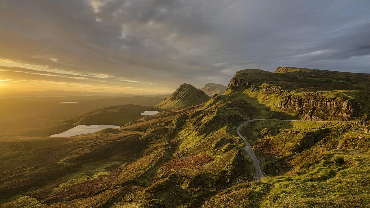 Découvrez l'Écosse comme vous ne l'avez jamais vue