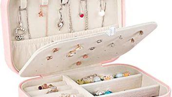 meilleure boite à bijoux de voyage