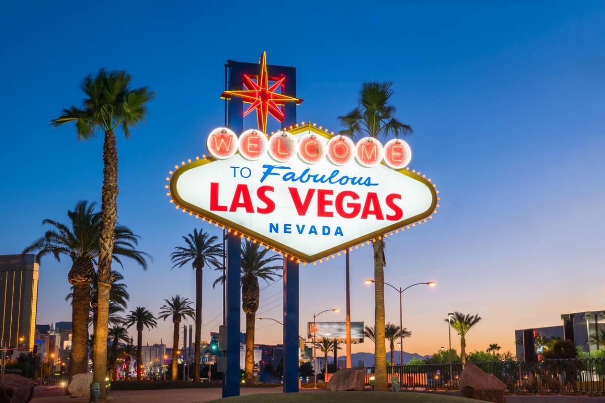 Enterrement vie de jeune homme Las Vegas