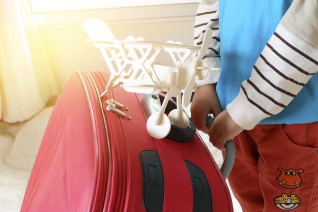 préparer valise bébé voyage