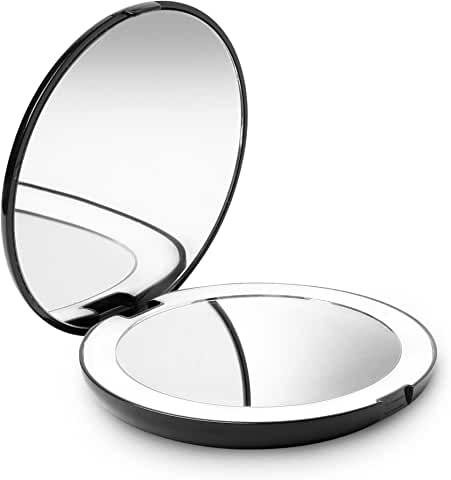 miroir de poche voyage