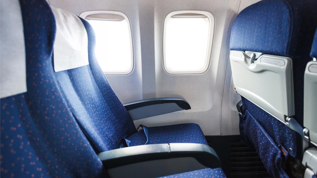 trouver le siège idéal en avion voyage