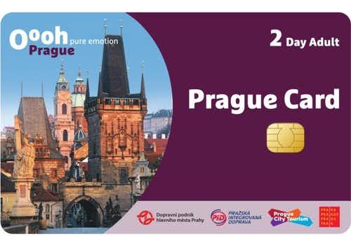 Prague Card - City Pass Multi-Activités
