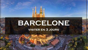 barcelone 3 jours