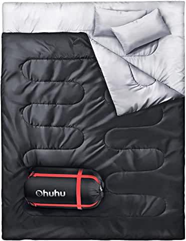 meilleur sac de couchage jumelable à choisir et acheter