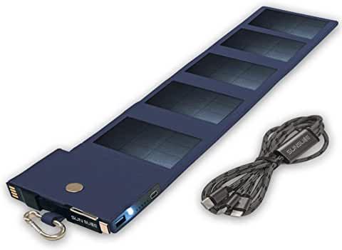 Meilleure batterie externe solaire - Comparatif, test et avis