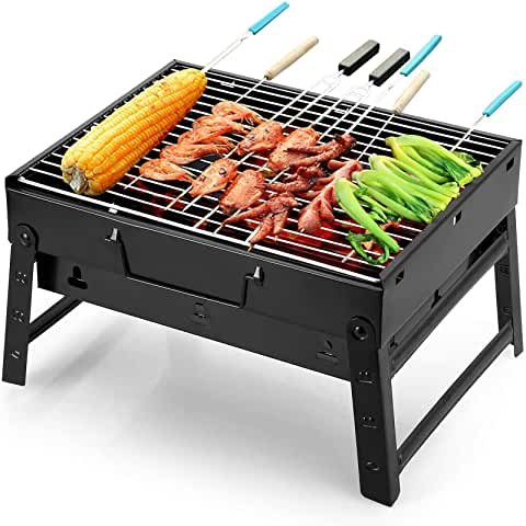 barbecue camping pliable